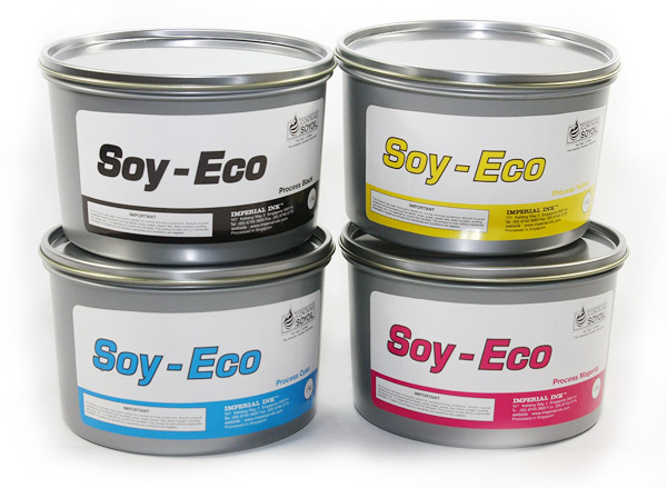Print Sustainability Soy Ink